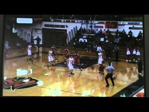 Sean Crary - Basketball Recruiting Video