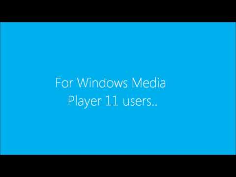 How to add album art in Windows Media Player (WMP 11 and 12)