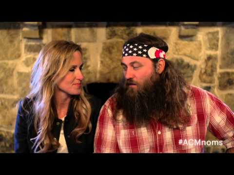2014 ACM Awards Entertainer of the Year Nominees Presented by Willie and Korie Robertson