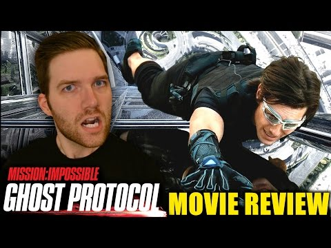 Mission: Impossible - Ghost Protocol - Movie Review