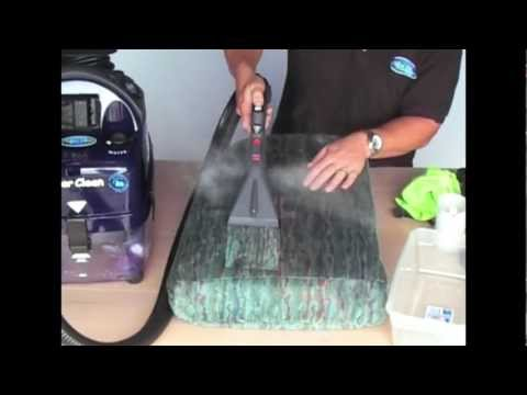 Vapor Clean Desiderio Plus Steam Vacuum Cleaner