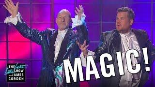 Magic Show w/ Patrick Stewart