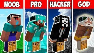 Download Song Minecraft NOOB vs PRO vs HACKER vs GOD : HUGE STATUE BASE in Minecraft ! AVM SHORTS Animation Free StafaMp3