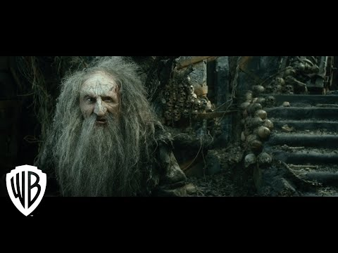 The Hobbit: The Desolation of Smaug Extended Edition - Trailer - Available November 4th