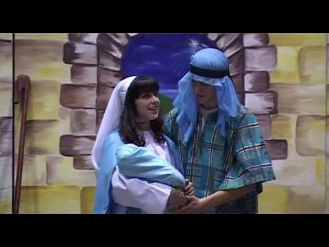 Рождественская постановка,утренник  - Церковь Вифания Мариуполь