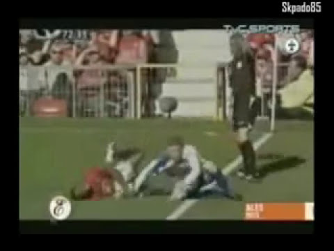 tu tv videos de viajes video fracturas, patadas, peleas, en el futbol