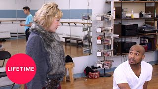 Dance Moms: Cathy Clashes with Her Guest Choreographer (Season 3 Flashback) | Lifetime