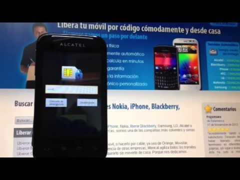 Liberar Alcatel OT-983. desbloquear Alcatel OT-983 de Yoigo - Movical.Net