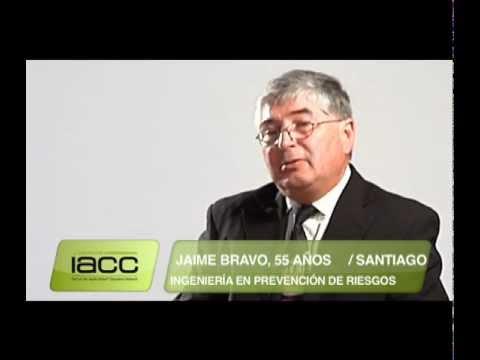 Testimonios de Egresados: Jaime Bravo