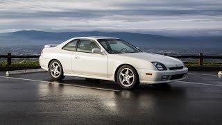 2001 Honda Prelude Type SH Review - Why Is This Cheap Honda So Damn Fun?