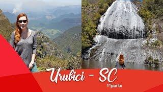 Urubici - Serras catarinenses sc - 1ª parte da viagem (vlog turismo brasil)