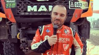 Team Loprais - Dakar 2015 - Stage 6