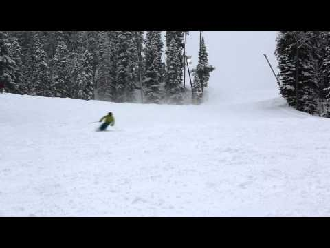 Keystone December 4, 2013 - Fresh Snow and Great Conditions!