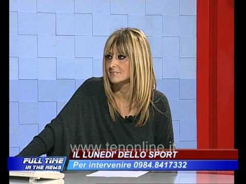 TEN – FULL TIME 19-12-2011 – Il lunedì dello sport