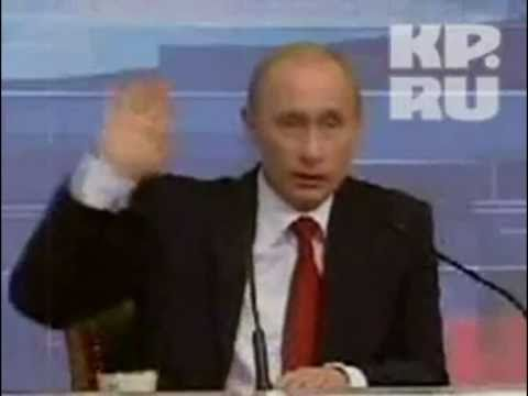 Putin Путин Кто мог бы быть Президентом России? Юмор Russia