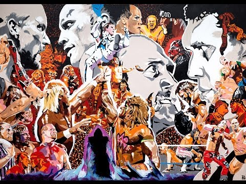 30 Years of WrestleMania - Schamberger Labs 049