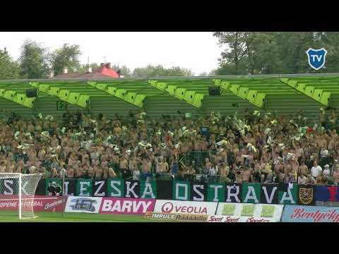 Slezské derby: fanoušci Baníku v Karviné