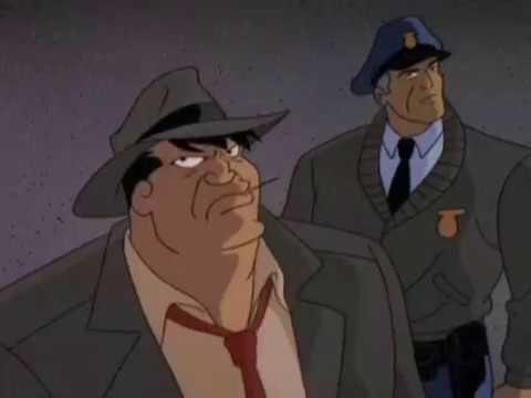 Batman The Animated Series Batman Vs Wolfman video