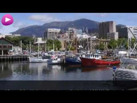 Hobart Wikipedia travel guide video. Created by http://stupeflix.com