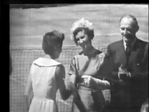 Tênis - Maria Esther Bueno - Final Wimbledon - 1959