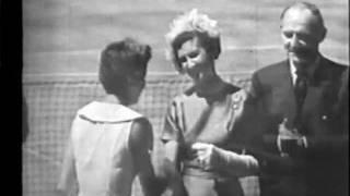 Tênis - Maria Esther Bueno - Final Wimbledon - 1959