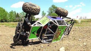 RC ADVENTURES - How to:  Clean a Dirty / Muddy Radio Control Truck - ie: Traxxas Slash 4x4