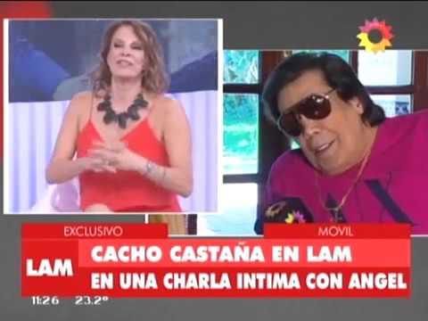 ¡Cacho Castaña confesó que quiere ser papá a los 74 años!