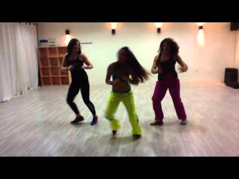 Whistle Flo Rida Zumba Tali video