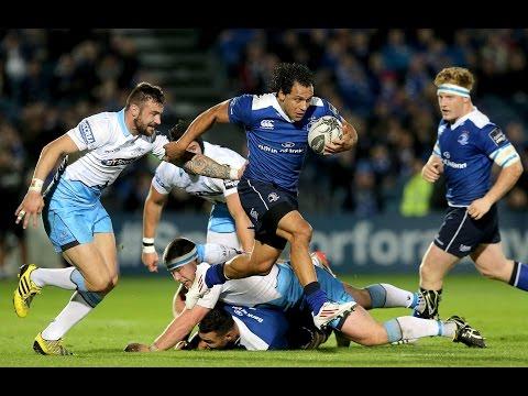 Leinster v Glasgow Warriors Highlights – GUINNESS PRO12 2015/16