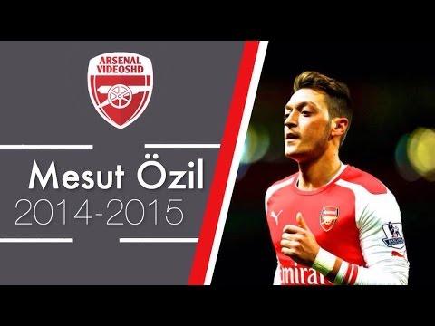 Mesut Özil    Here To Show The World    2014-15