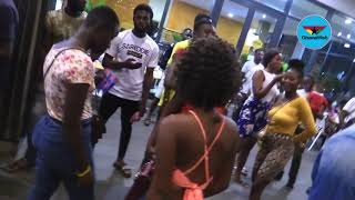 Wining, grinding and chilling at Kumasi Mall after Independence Day comes to town