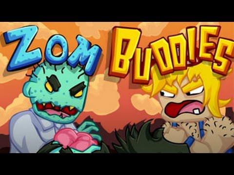 Zombie Trailer Park - Smash those zombies good! - Ninja Kiwi