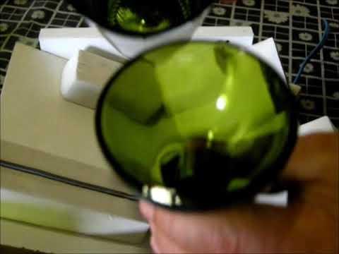Fabrica de botellas de vidrio para licores