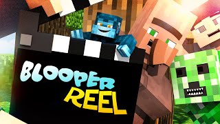 Minecraft Blooper Reel (Minecraft Animation)