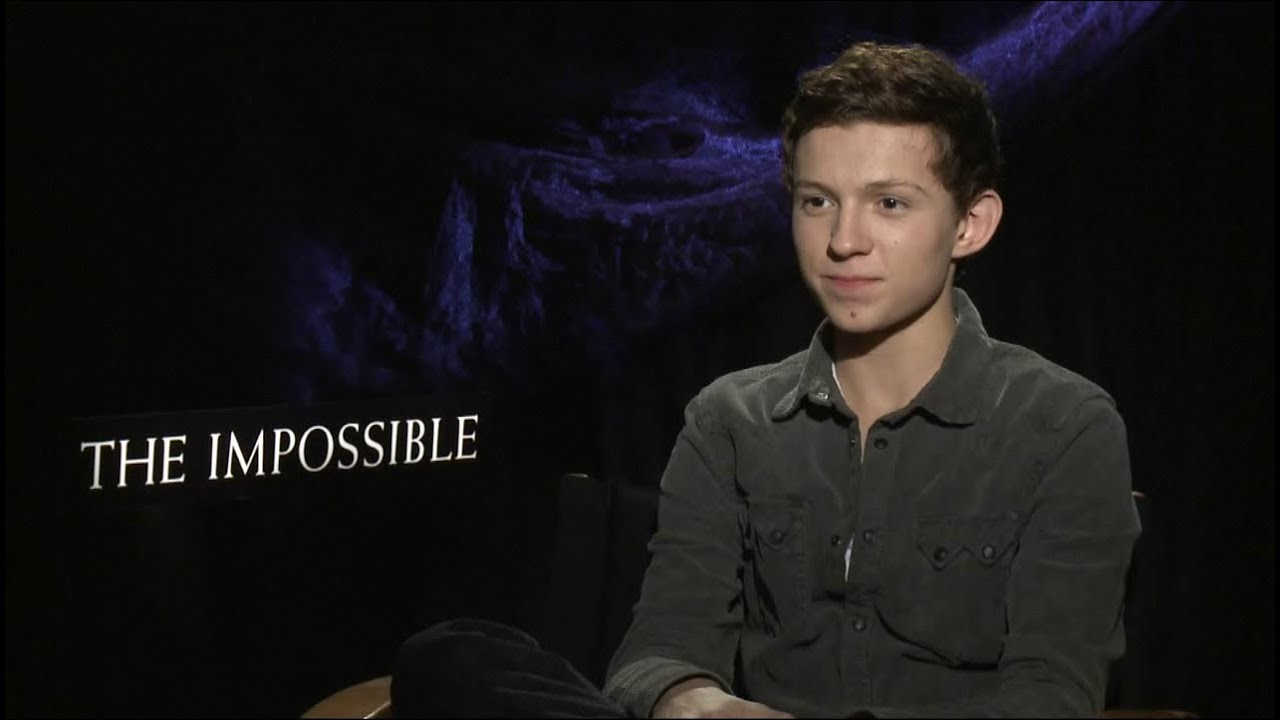 tom holland the impossible interview with tribute