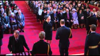 The Duke of Cambridge's first Investiture