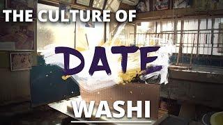 【伊達な文化】柳生和紙【和紙】/ The Culture of DATE: Washi