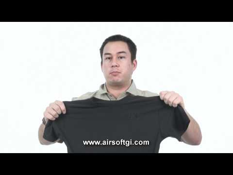 Airsoft GI - Under Armour Highlight - Tactical Polo, Compression Shirts, Hoods, and Boots