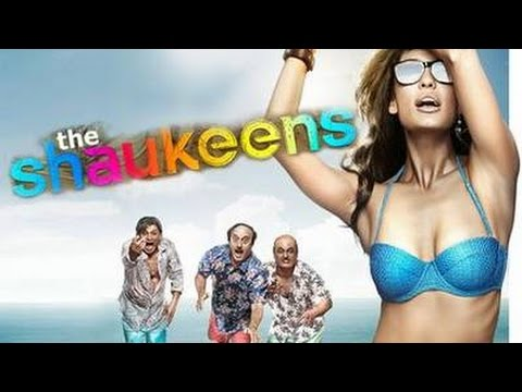 The Shaukeens - Official Trailer Released | Akshay Kumar | New Bollywood Movies News 2014 video