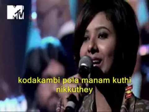 Nenjukulle song from kadal - lyrics along with video