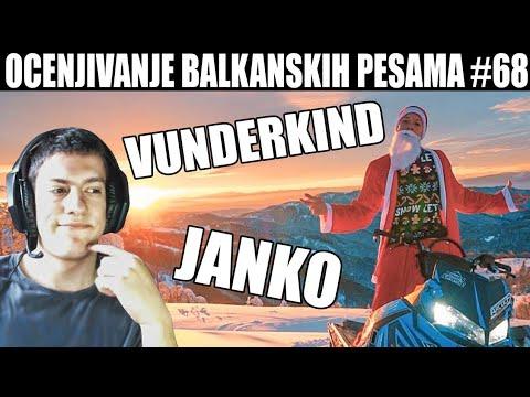 OCENJIVANJE BALKANSKIH PESAMA - JANKO - VUNDERKIND (Official Music Video)