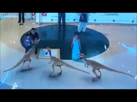 7D Cinema Dubai Mall - O experinta incredibila