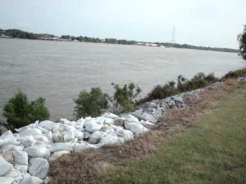 Our American RV Road Trip part 8 river view rv park Mississippi.