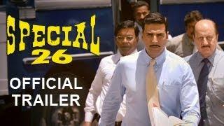 Special Chabbis - OFFICIAL Trailer 2013 | Akshay Kumar | Manoj Bajpayee | Anupam Kher