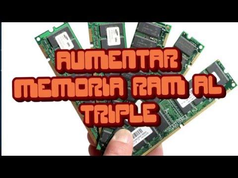 Como AMPLIAR al 300% la MEMORIA RAM en PC WINDOWS 7, 8 y 10 | ACELERAR Computador SIN INSTALAR NADA
