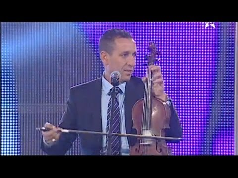 Abdelaziz Ahouzar 2014 - Soiree TV Tamazight - عبد العزيز أحوزار