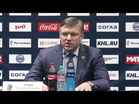 Сочи - Динамо Москва. Пресс-конференция тренеров