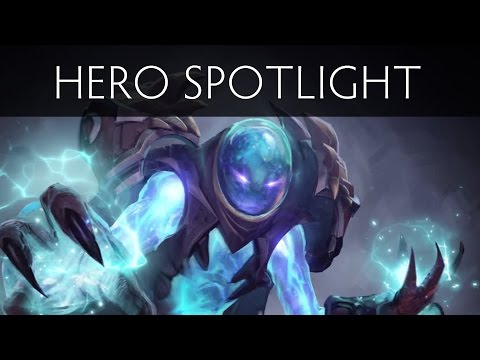 Dota 2 Hero Spotlight - Arc Warden