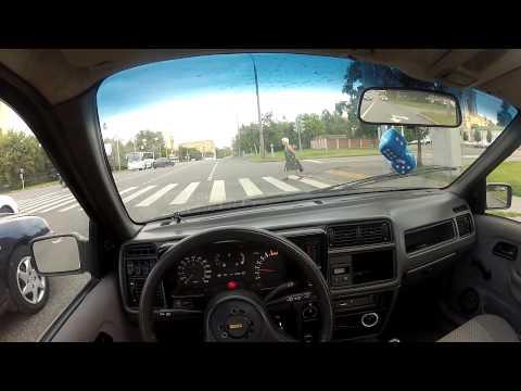 Ford Sierra OHC на карбах Mikuni от спортбайка. (отсечка)