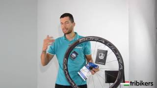 Unboxing Campagnolo Bora Ultra 2018 AC3
